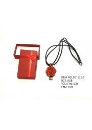 USB collier fleur S2-S11-5