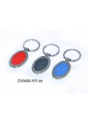 Porte clé ovale ZNMM-NY-01