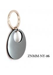 Porte clé ovale ZNMM-NY-06