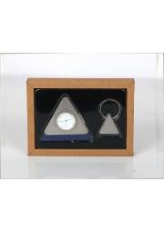 Coffret 2pcs montre avec porte clés