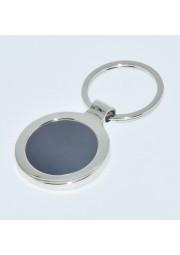 Porte clés métal rond ny-0717