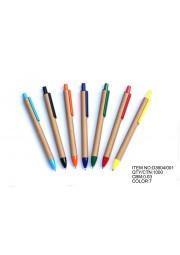 stylo écologique en carton D3604-001