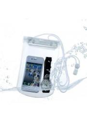 Housse pour téléphone transparente étanche waterproof d3701-005