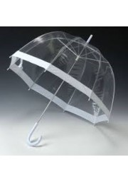parapluie transparent  D3523-001