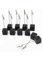 Pins porte memo noir G1808-3