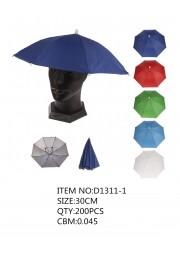 parasol de tête D1311-1