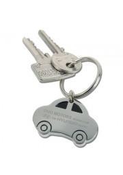 Porte clés voiture coccinelle