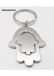 Porte clés khmissa métal